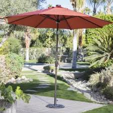 Large Cantilever Patio Umbrella Outdoor Modern Patio Umbrella Perfect Answer For A Bright And