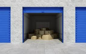 how to organize a self storage unit for frequent access