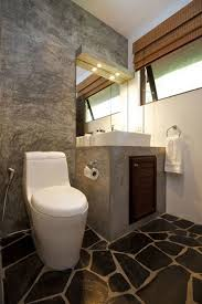Great Ideas For Small Bathrooms Decoration Ideas Great Ideas With Black Mosaic Stone Tile