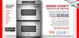 Toaster Oven Repair Maytag Service Maytag Oven Repair Serving Sausalito Mill Valley