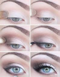 for beginners simple cute makeup tutorial brightens up the eye