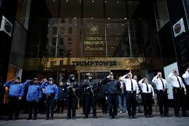 Trump Tower Residence Cost To Protect Trump Nypd Asks Congress To Foot 25 7 Million