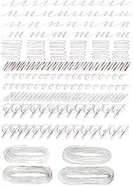 learning spencerian page 4 pointed pen calligraphy the