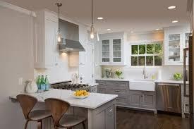 kitchen cabinets gray bottom white top kitchen cabinets gray bottom and white top page 7 line