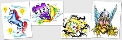 tattoo designs u0026 symbols unicorn venus viking virgo tattoos
