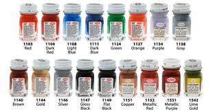 testors enamel 1 4 oz 1100 u0026 1500 series bottles