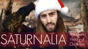 saturnalia the dark origins of christmas pagan rituals