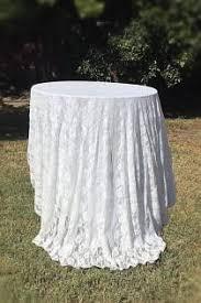 Lace Table Overlays Wedding Ideas Tablecloth Weddbook