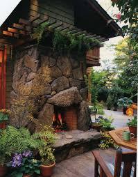 Outdoor Fireplace Designs - 145 best outdoor fireplace designs images on pinterest outdoor