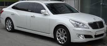 hyundai spirra hyundai equus ii limousine rare cars from south korea