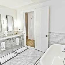 Restoration Hardware Bath Mats Double Pedestal Sinks Design Ideas
