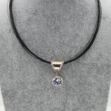 black charm choker necklace images Trinketsea women fashion charm choker collar necklace jewelry jpg