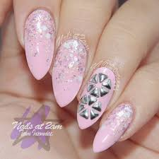 triangle nail design gallery nail art designs