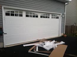 Installing Overhead Garage Door Door Garage Commercial Garage Door Installation Overhead Door