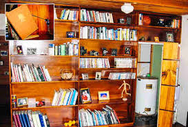 Secret Compartment Bookcase Secret Passages Hidden Rooms And Staircases Thrillist
