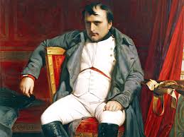 napoleon history quote in french defeated and inglorious why is napoleon not treated with more