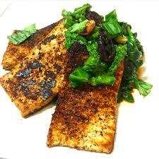 blackened tofu u2013 chef priyanka
