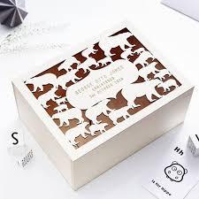 Personalised Keepsake Box Best 25 Personalised Keepsake Box Ideas On Pinterest Memory Box