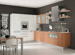 simple modern kitchen cabinets kitchen design and decoration using light brown wood laminate