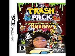 trash pack gross gang garbage review