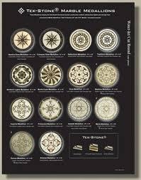 marble floor medallion floor medallions