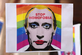 Gay Gay Gay Meme - putin doesn t want you to see this meme of him as a gay clown
