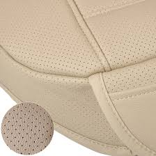 nissan altima 2013 seat covers universal beige car front seat cover breathable pu leather seat