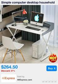 Modern Computer Desks by Best 25 Simple Computer Desk Ideas On Pinterest Rustic Computer