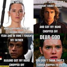 Memes Star Wars - hilarious rey star wars meme image quotesbae