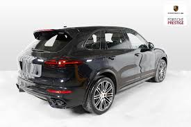 porsche suv turbo new 2016 porsche cayenne turbo