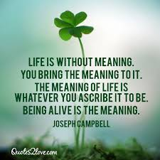 quote of joseph cbell quotesaga
