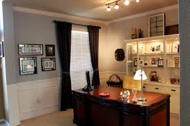 a dining room turned office decorchick