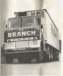 kenworth k series 1966 branch motor express linehaul tractor trailer