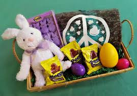 Easter Gift Baskets Bonggamom Finds Ideas For Easter Gift Baskets Featuring Peeps
