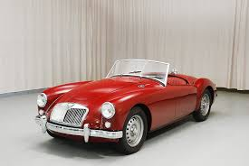 volvo roadster 1958 mg mga twin cam roadster hyman ltd classic cars