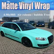 matte teal car 2018 premium tiffany blue matte vinyl wrap mint matt vinyl car