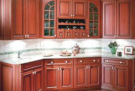 cherry wood kitchen cabinets photos classy and elegant look of cherry kitchen cabinets