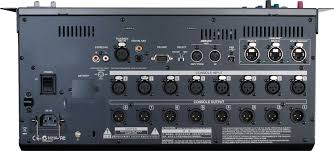 19 Inch Audio Rack Roland Pro A V M 380 48 Channel Rack Mountable Digital Mixing