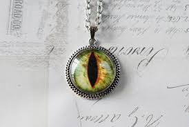 cat eye pendant necklace images Green cat eye necklace by vaenoxx png