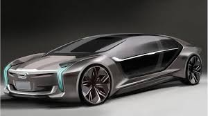 koenigsegg black qoros model k ev electric car concept packs koenigsegg tech the