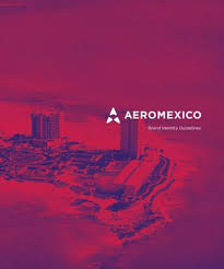 Press Advertising Aeromexico Multi Format Aeromexico Rebrand Brand Identity Guidelines By Chufan Huang Issuu