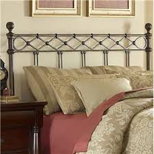 King Metal Headboard Tierra Verdi King Metal Headboard Morris Home Furnishings