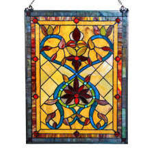ebay stained glass ls yellow stained glass ebay