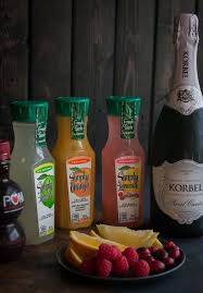 New Years Eve Cocktail Party Ideas - how to make a mimosa bar recipe girls night brunch and bar