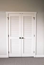 Vented Bifold Closet Doors Bedroom Astounding Lowes Bedroom Doors With Best Colors