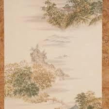 dynasty oriental paneling wallpaper china
