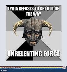 Meme Skyrim - skyrim meme only cause it s my name omg pinterest skyrim
