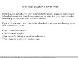 cover letter sales resume