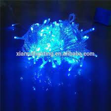 rice bulbs string light 5mm led light strings wave