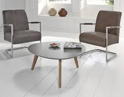 Wohnzimmer Tisch Wohnzimmertisch 3397 Couchtisch Tischplatte Grau Lackiert